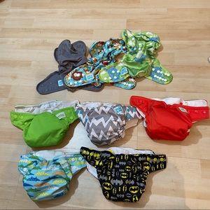Bumkins cloth diaper bundle